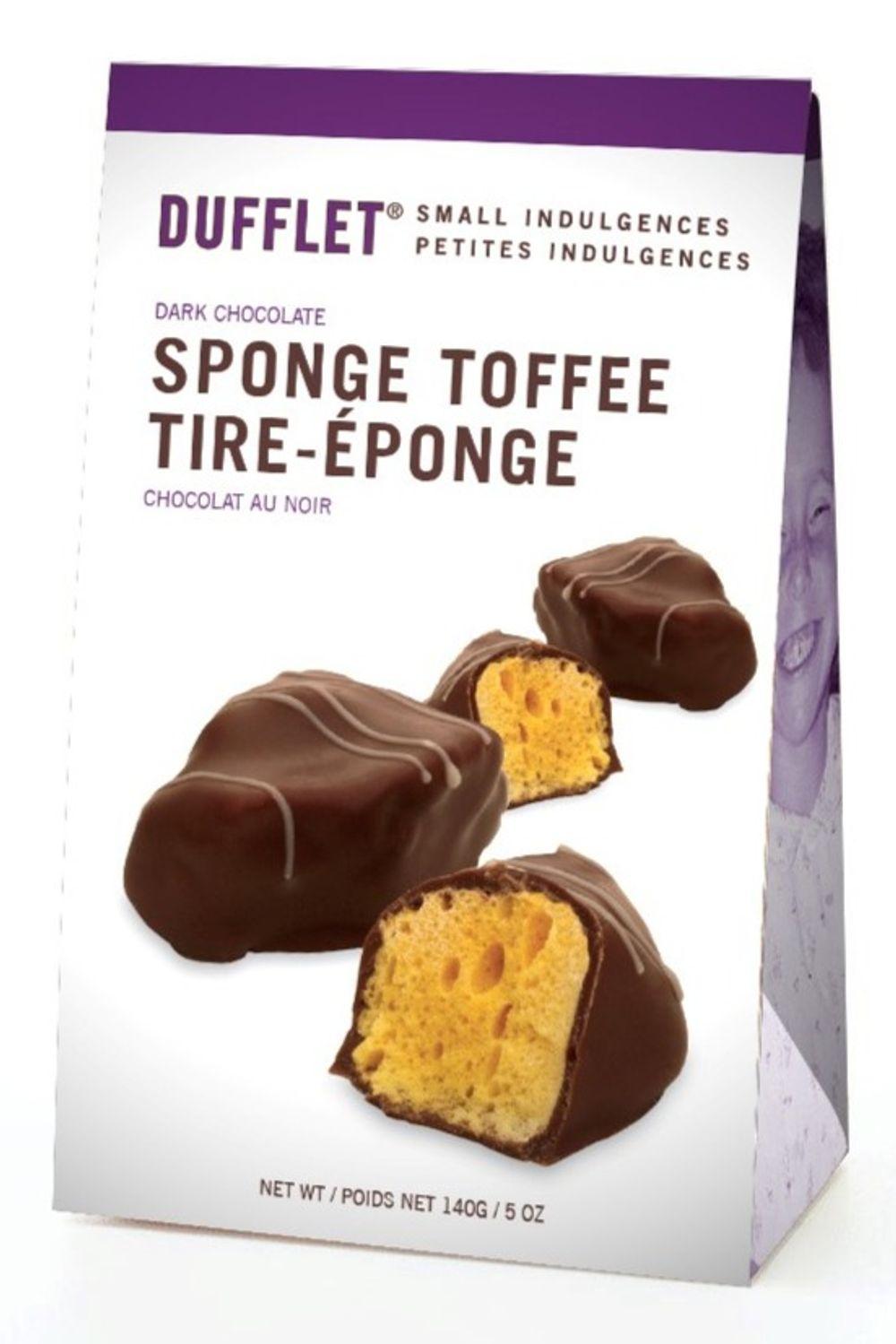 Dark Chocolate Sponge Toffee