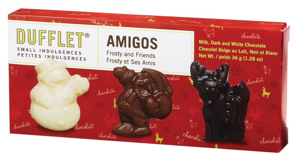 AMIGOS: Frosty & Friends