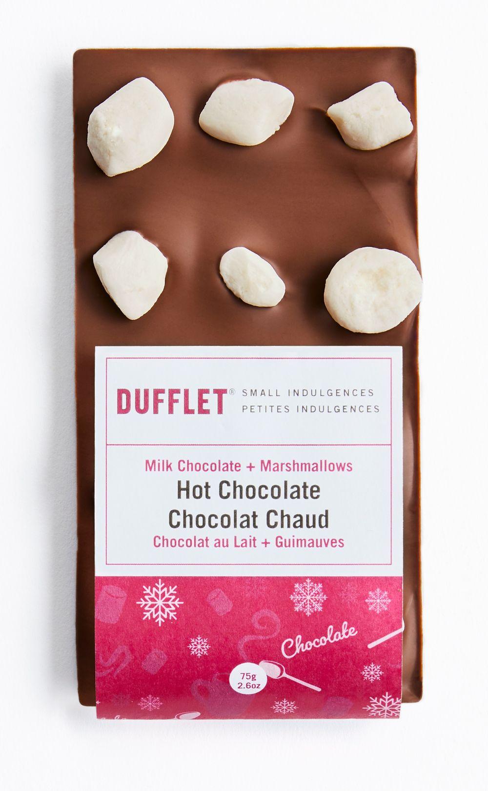 Milk Chocolate and Marshmallows Hot Chocolate