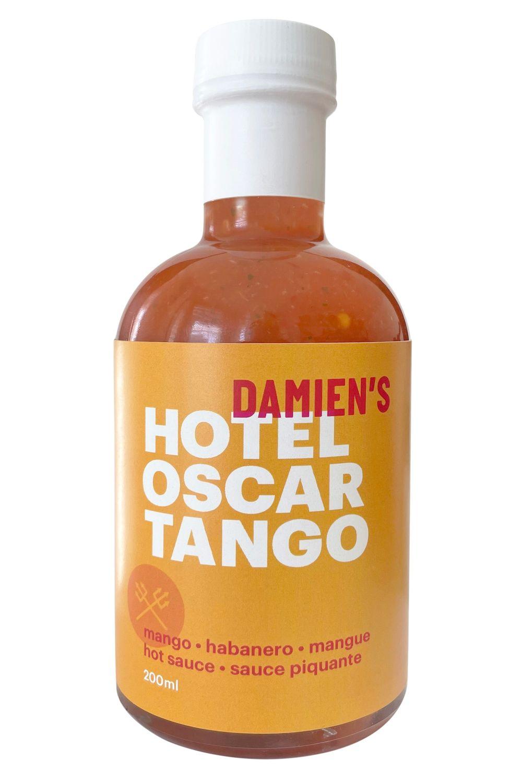 HOTEL OSCAR TANGO Habanero Hot Sauce