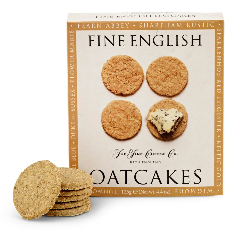 Fine English Oatcake Rounds
