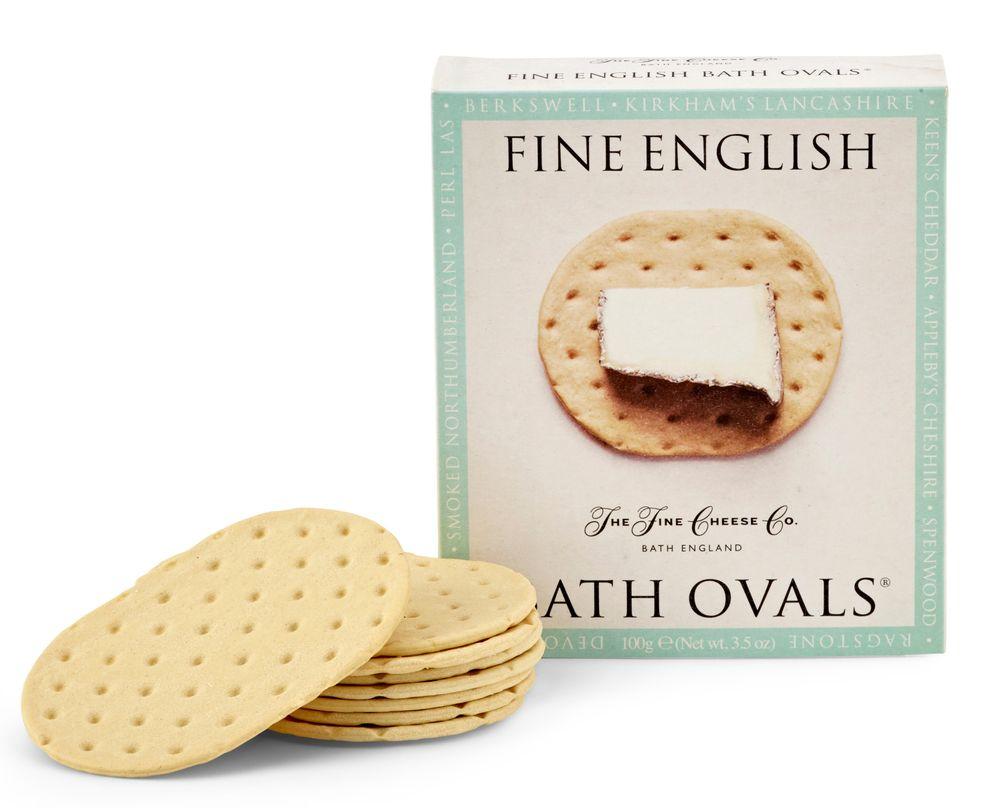 Fine English Bath Ovals