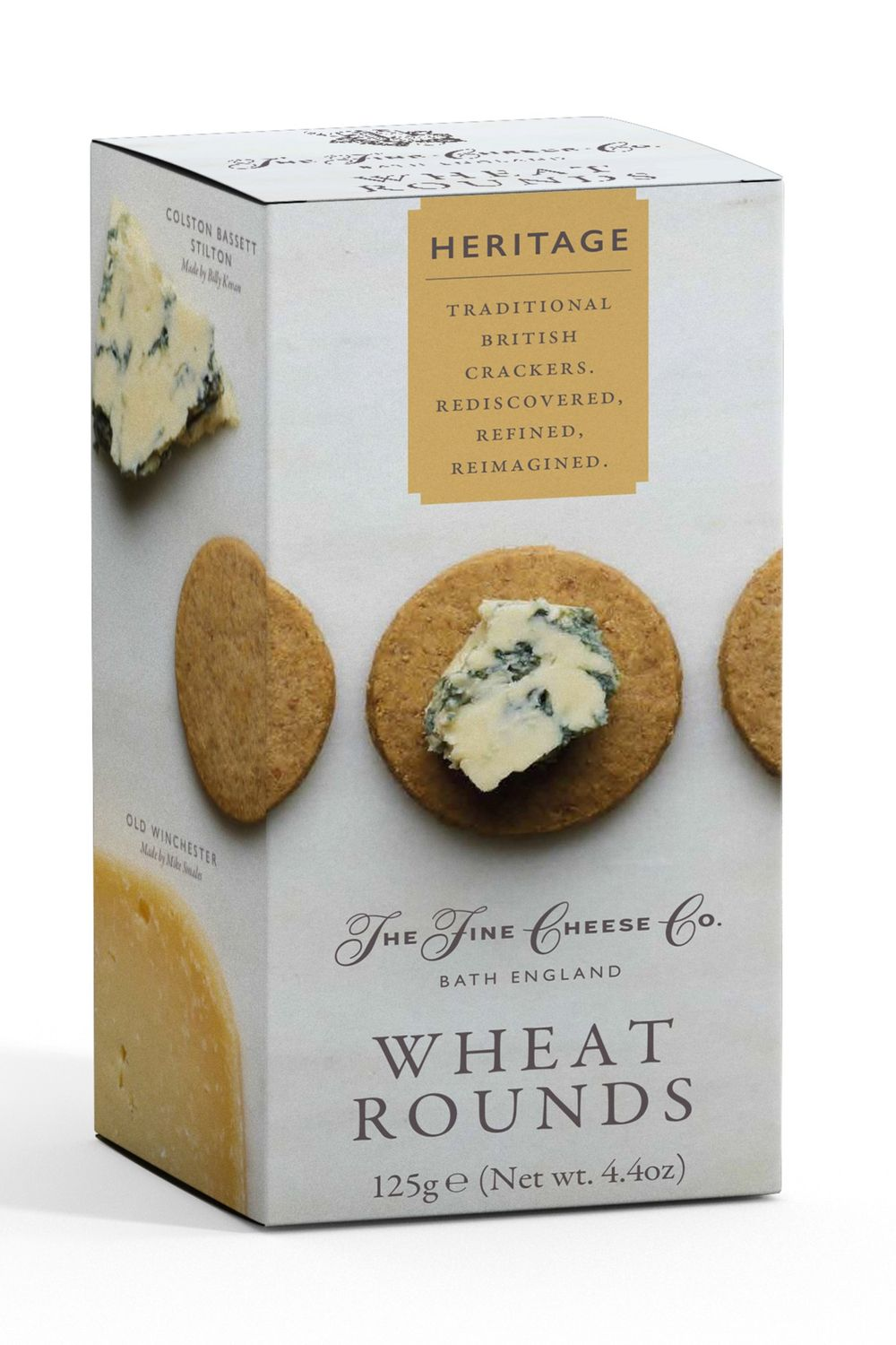 Heritage Wheat Rounds