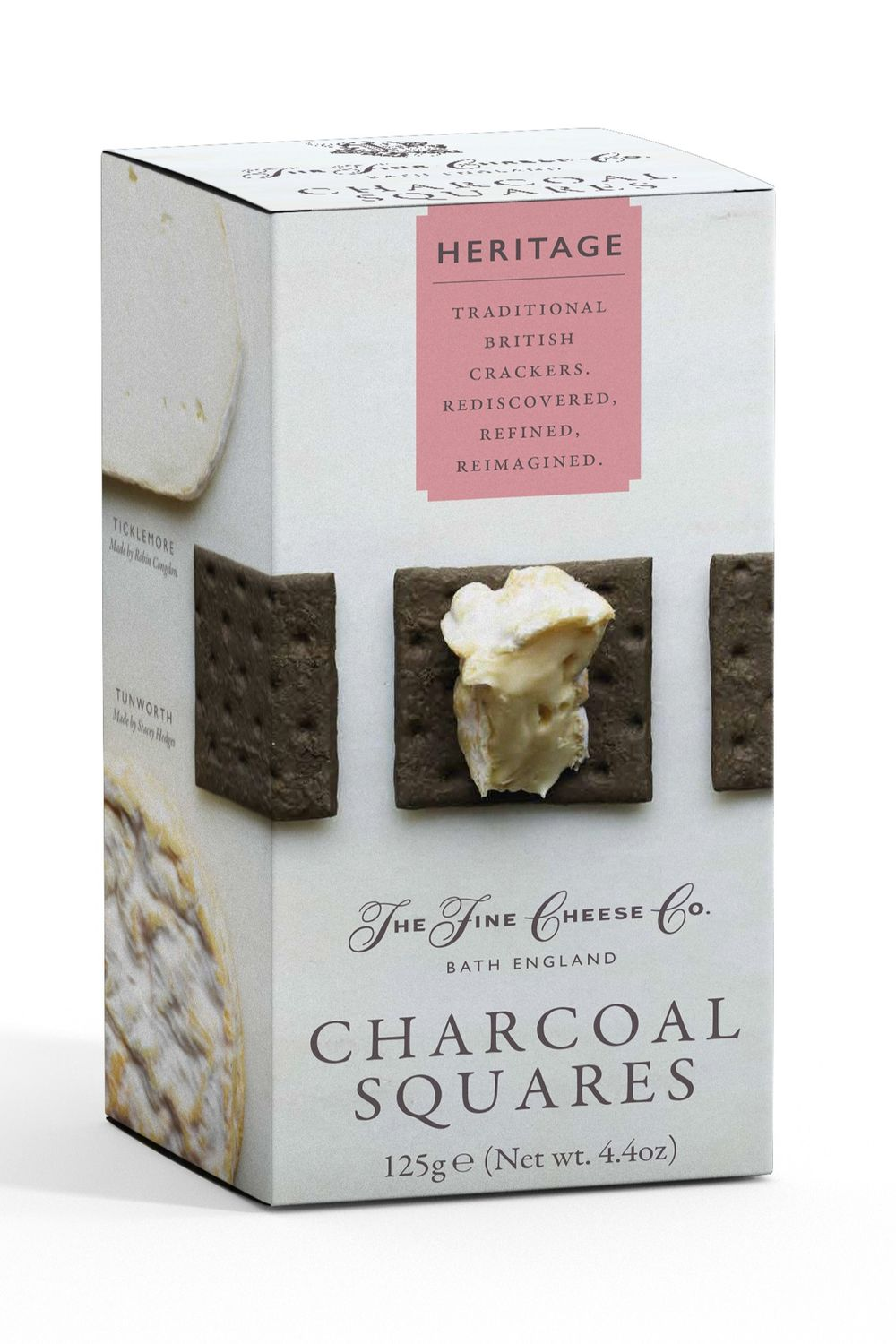 Heritage Charcoal Squares