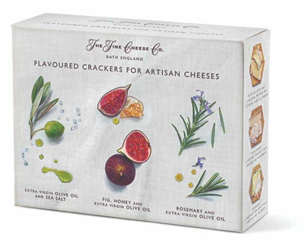 Flavoured Cracker Assortment