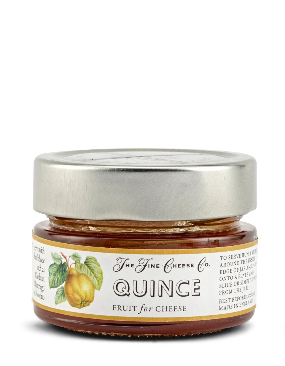 Quince Fruit Puree for Cheese