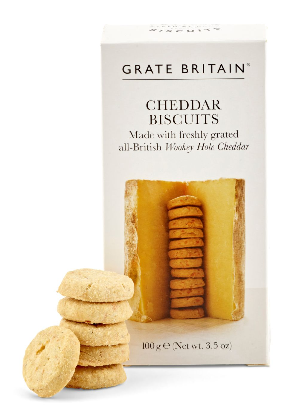 British Cheddar Cheese Biscuits