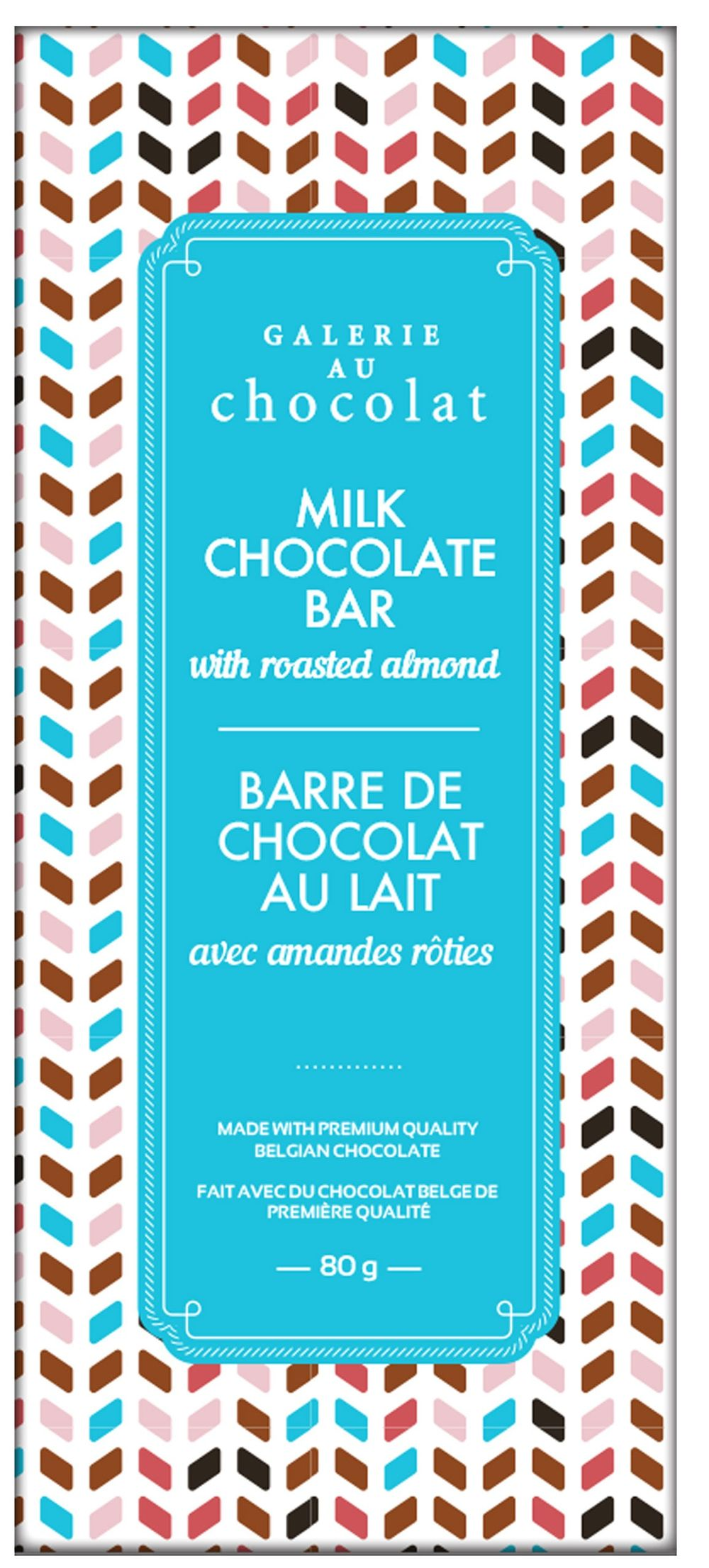 Milk Chocolate Roasted Almonds