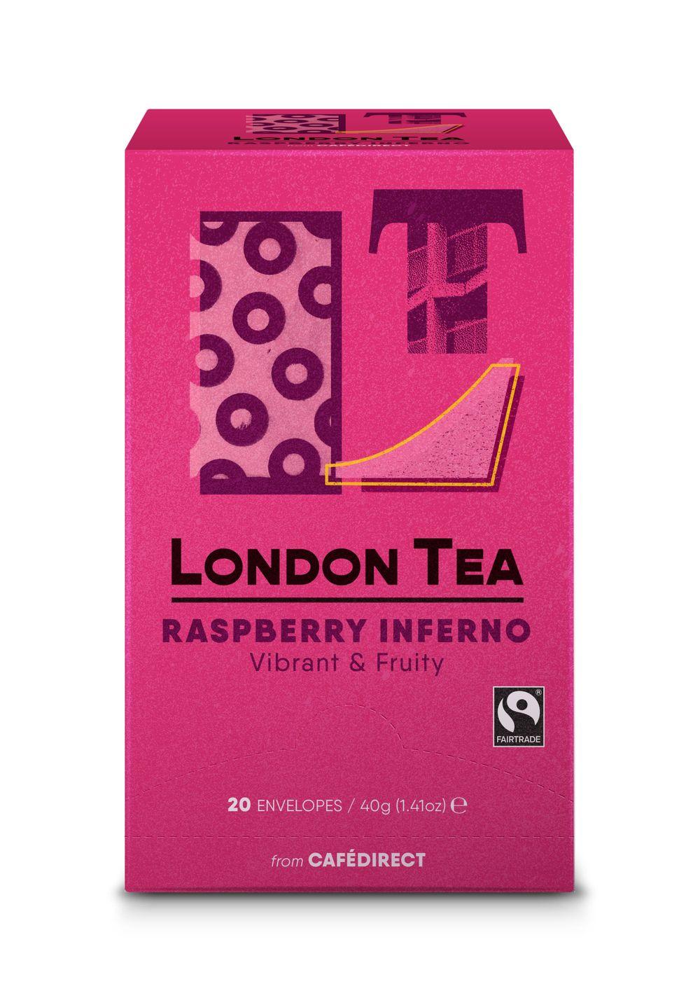Raspberry Inferno Tea