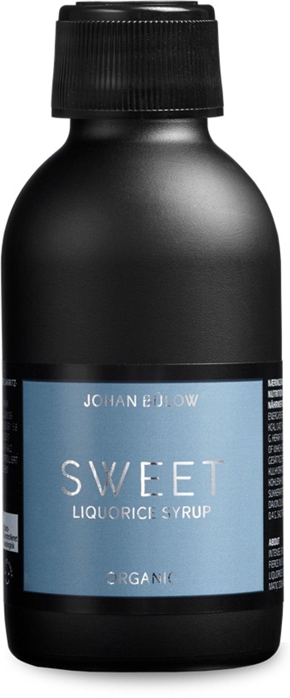 Organic Sweet Liquorice Syrup