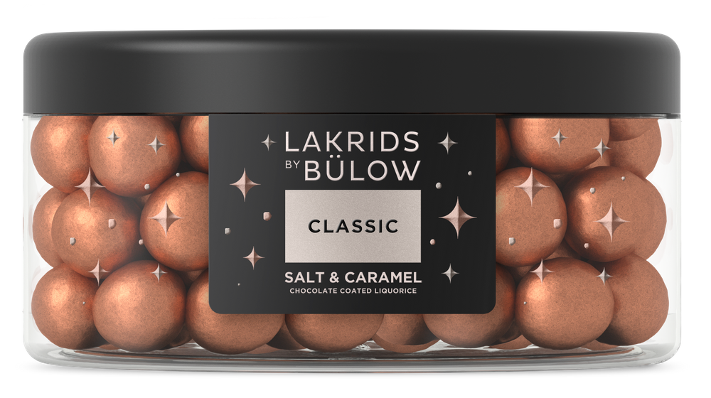 Classic Salt & Caramel Liquorice