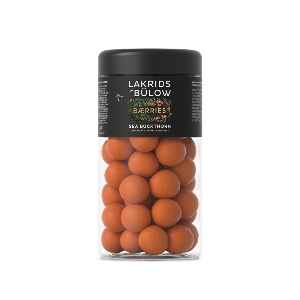 Baerries - Sea Buckthorn Liquorice Regular