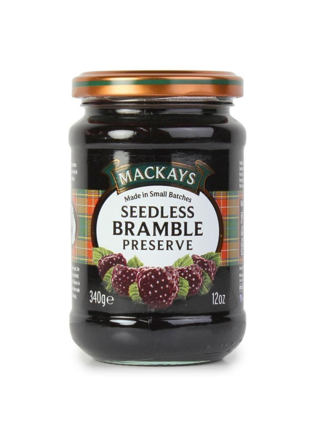 Seedless Bramble Preserve