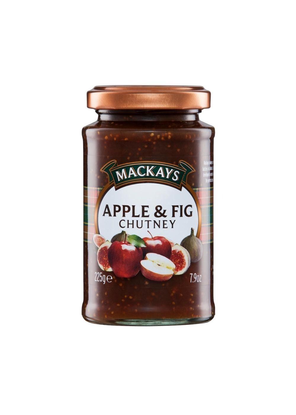 Apple & Fig Chutney