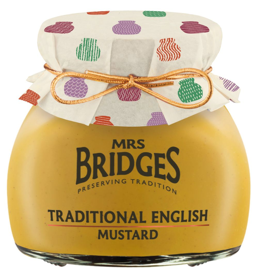 Traditional English Mustard