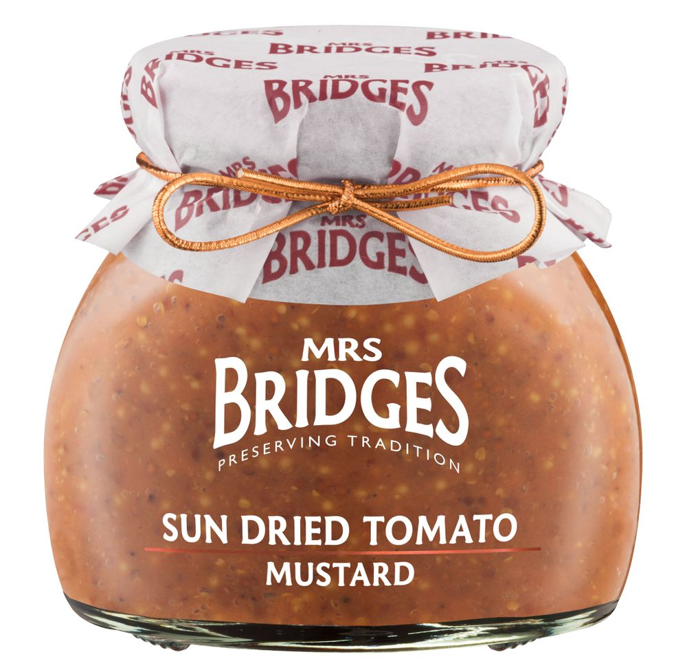 Sundried Tomato Mustard