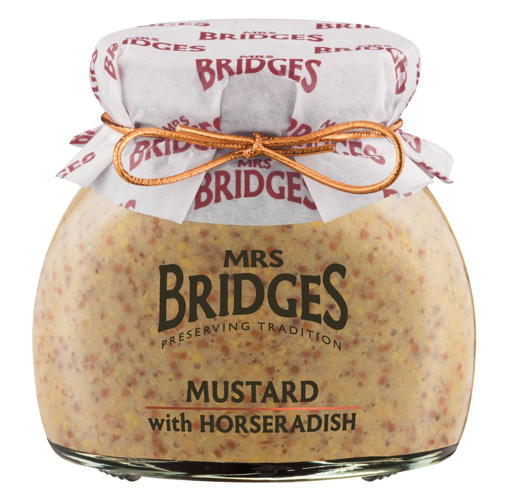 Mustard with Horseradish