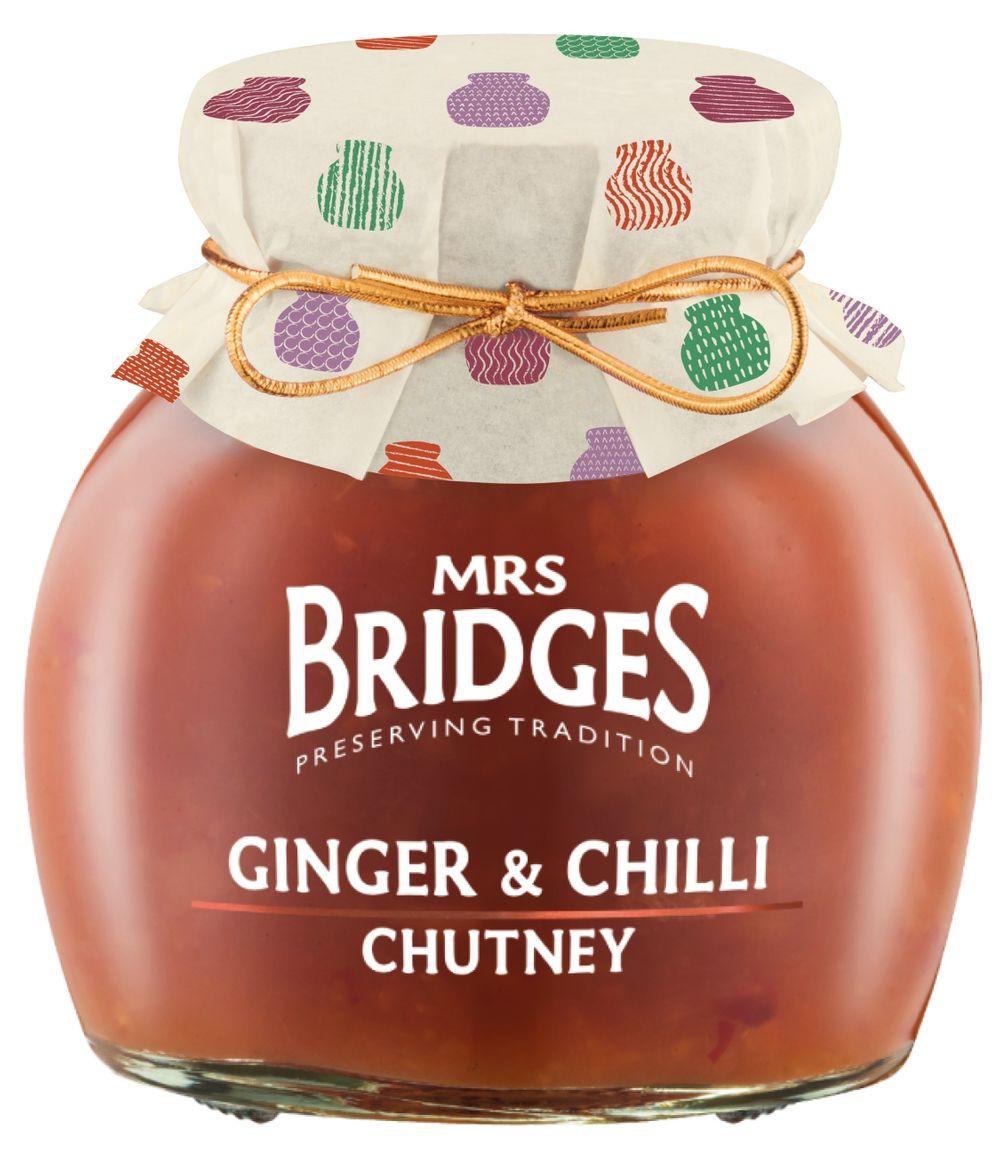 Ginger & Chilli Chutney