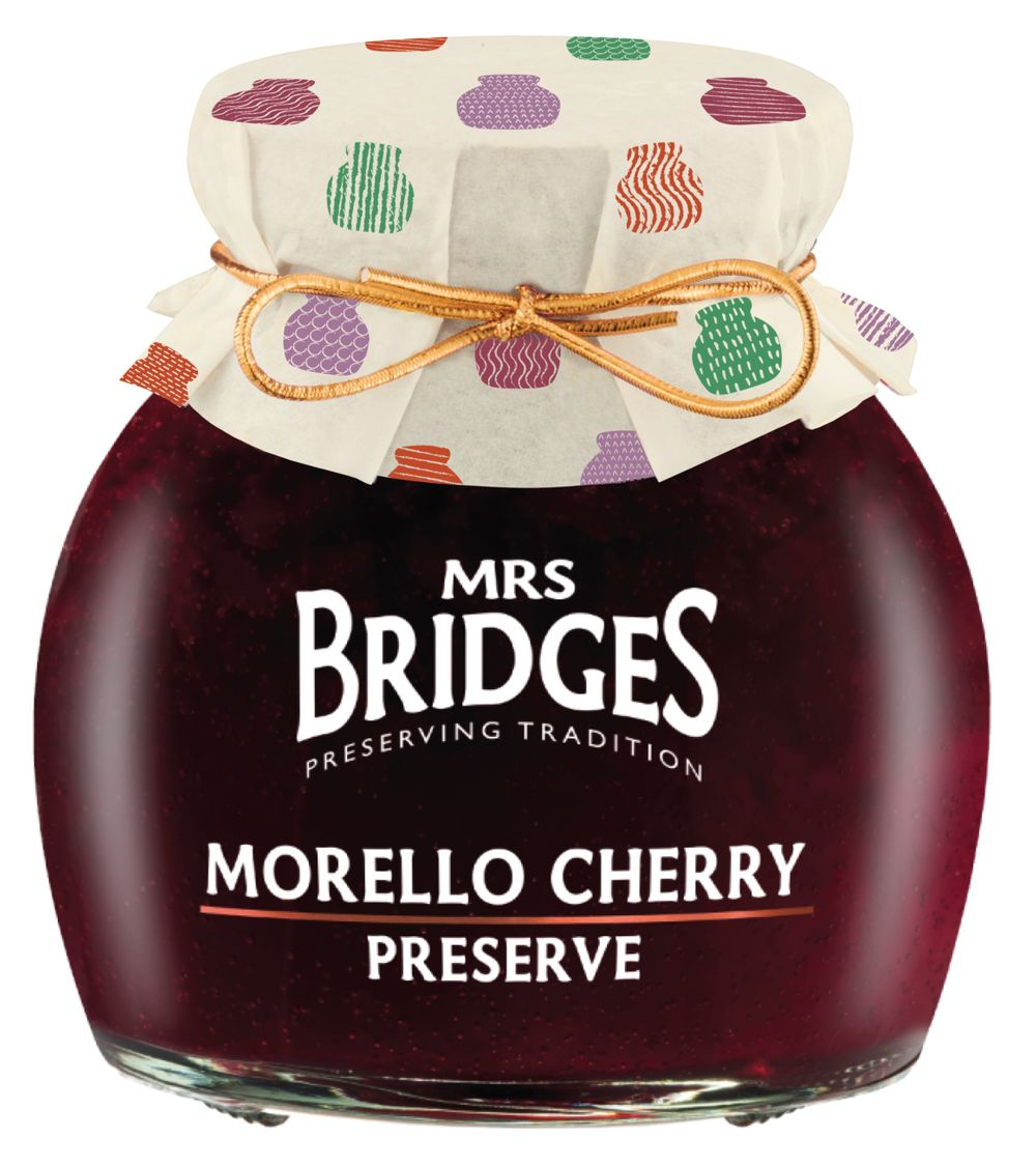 Morello Cherry Preserves