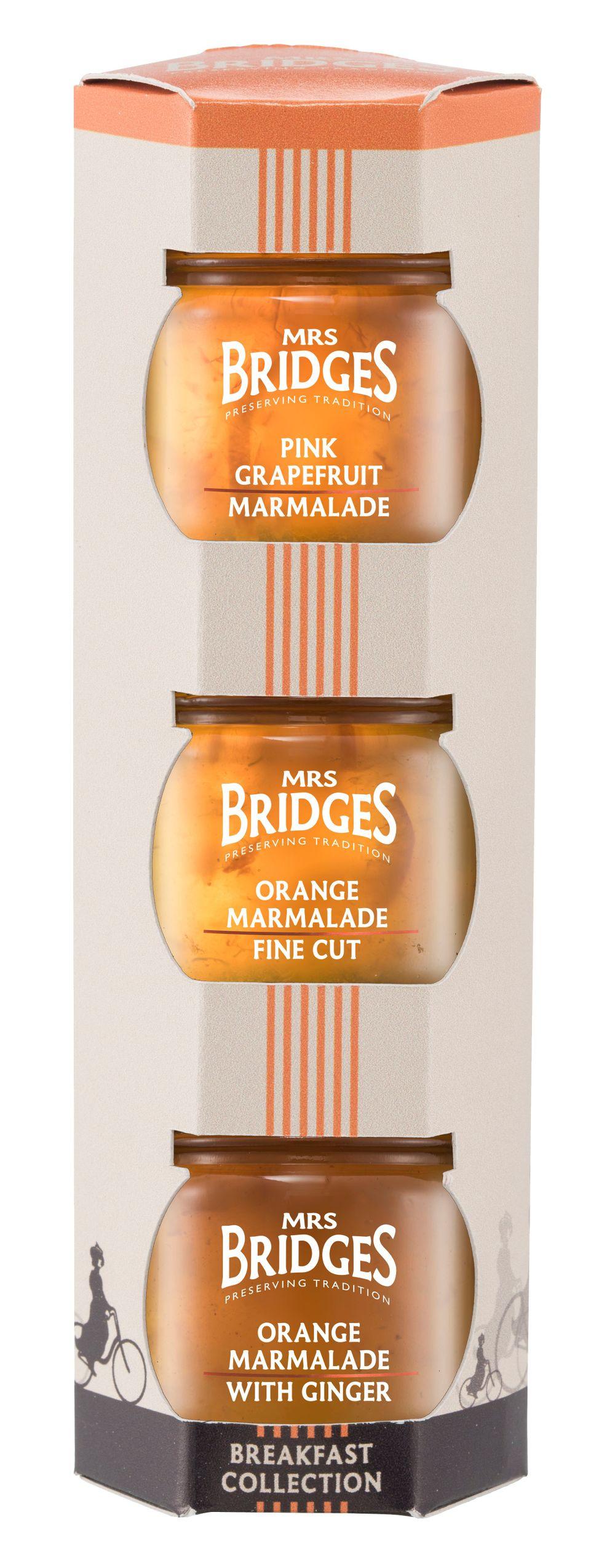 Mini Marmalade Gift Box (3x42g)