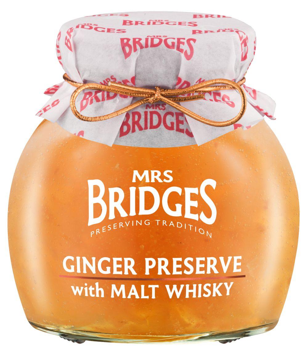 Ginger Preserve with Malt Whisky