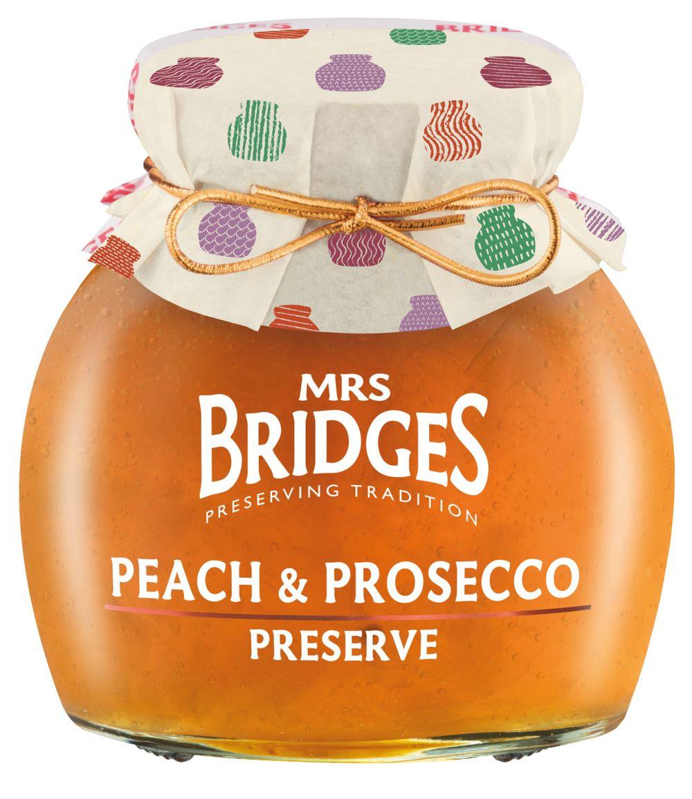 Peach & Prosecco Preserve