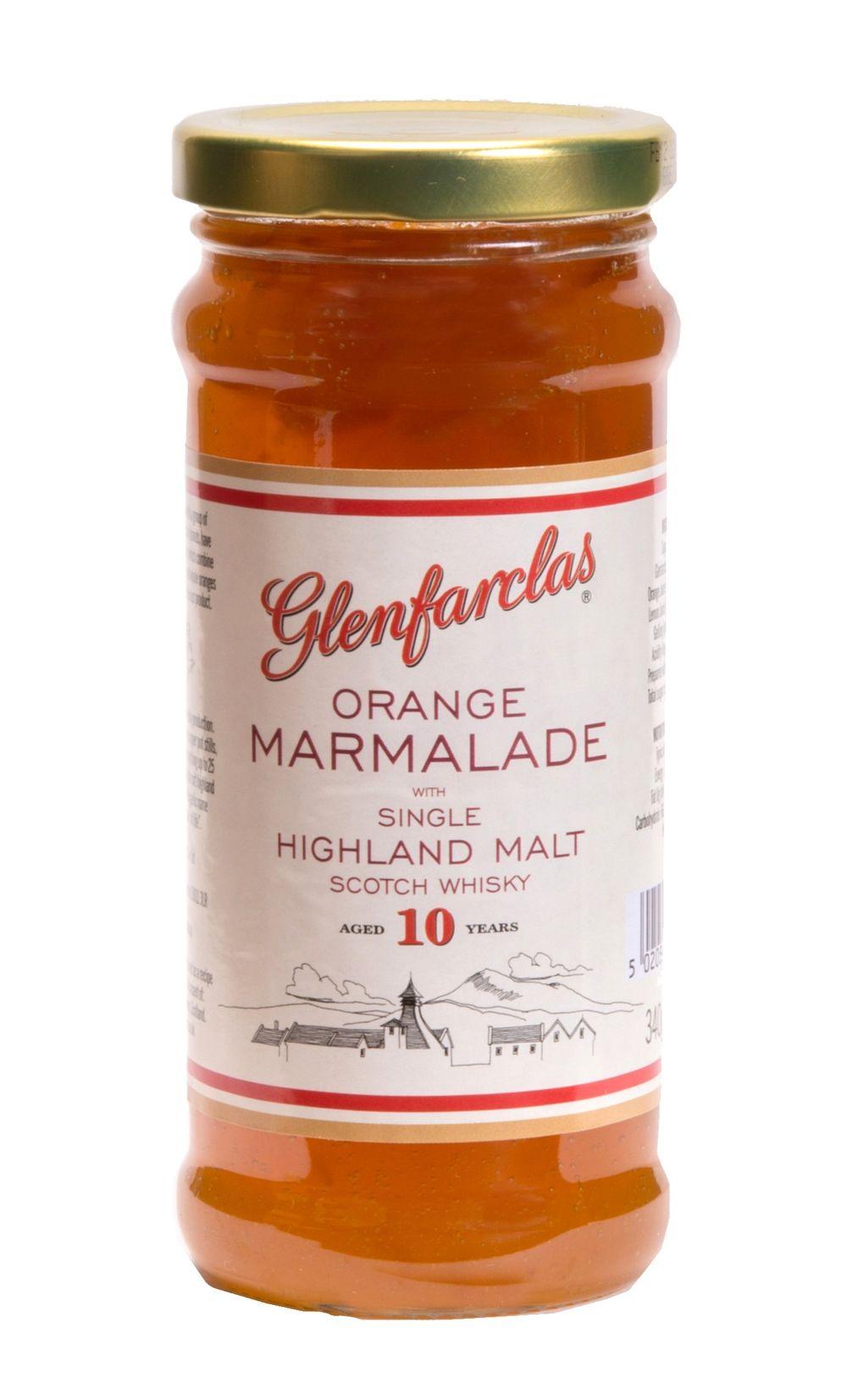 Glenfarclas Marmalade