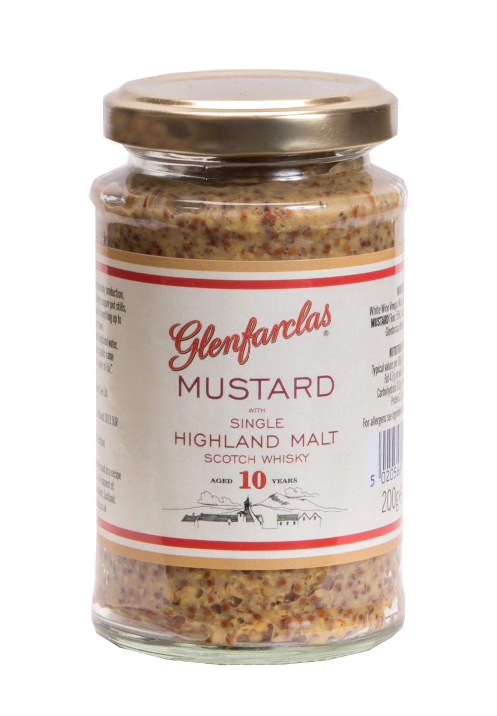 Glenfarclas Mustard