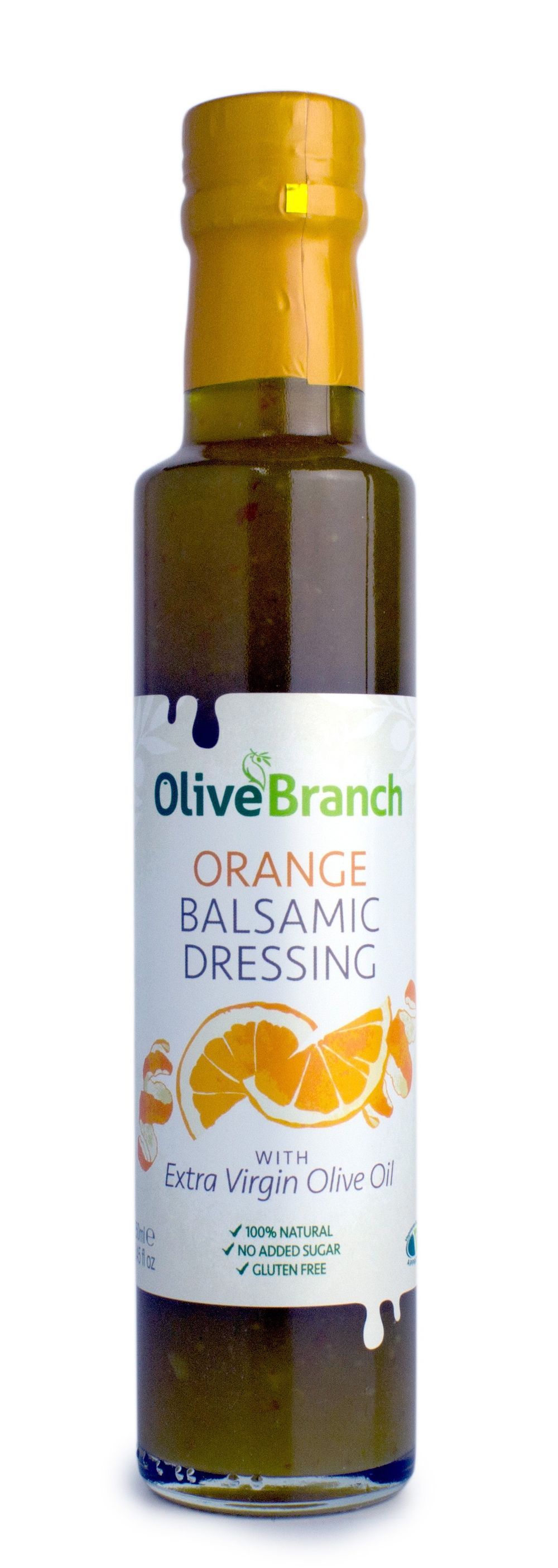 Orange Balsamic Dressing