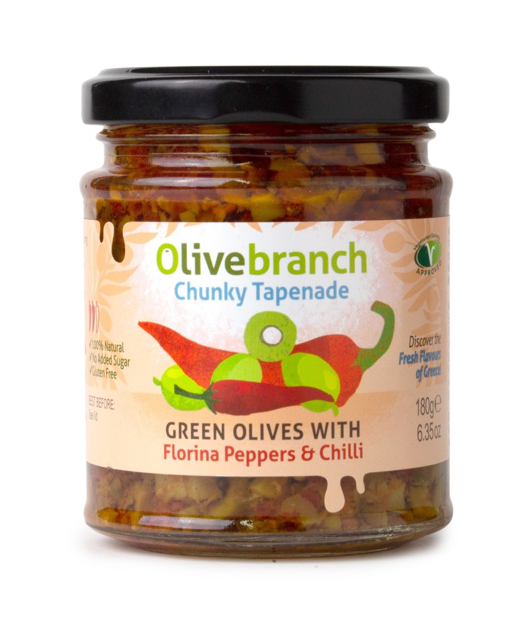 Florina Peppers & Chilli Tapenade