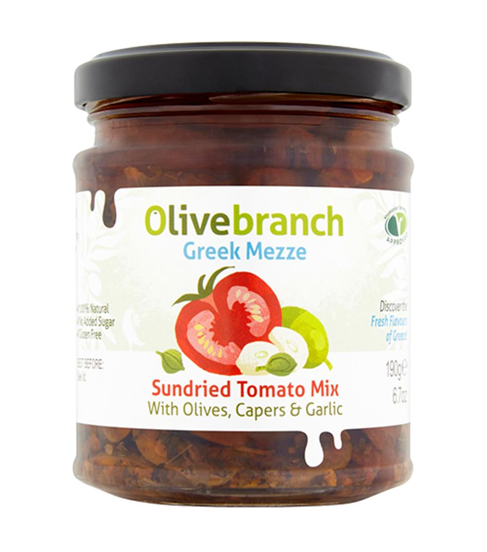 Sundried Tomato Mix