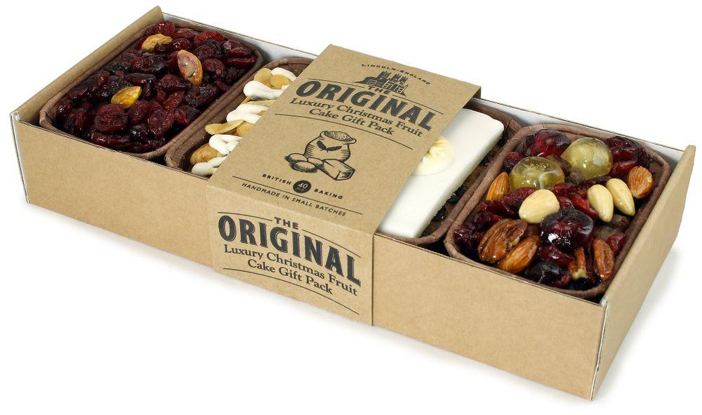 Christmas Fruit Cake Gift Pack