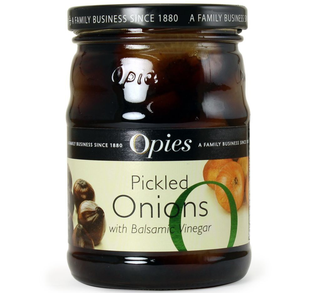 Pickled Onions in Balsamic Vinegar