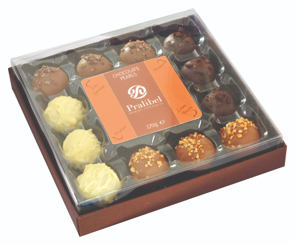 Prestige No12 - Chocolate Pearls