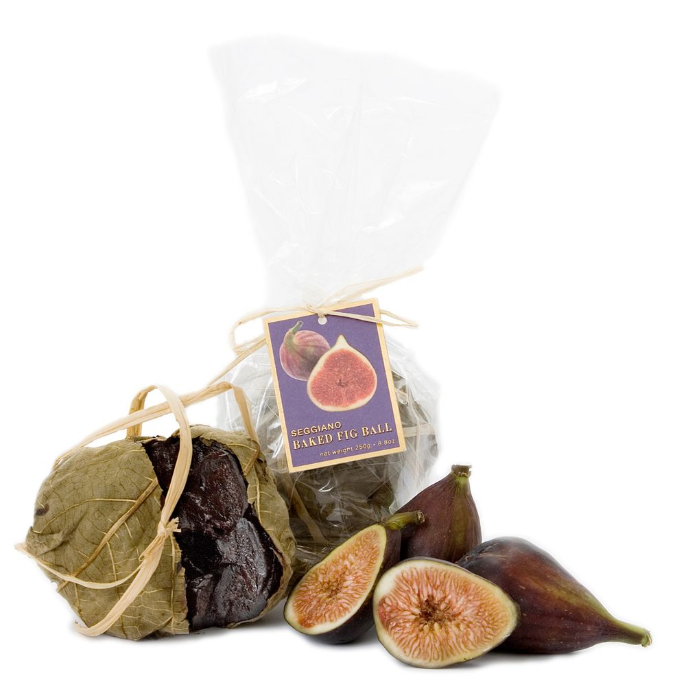 Fig Ball for Cheese