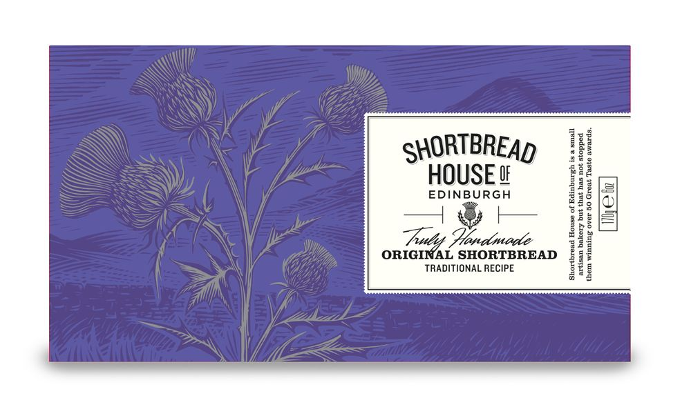 Box of Original Shortbread Fingers