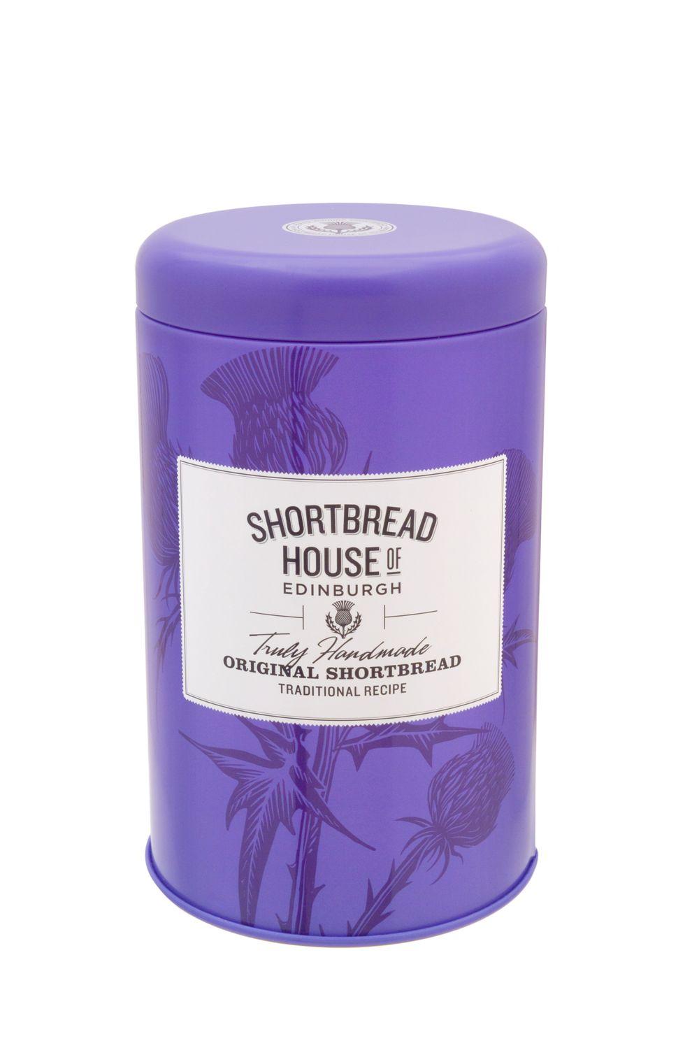 Short Tin - Traditional Recipe