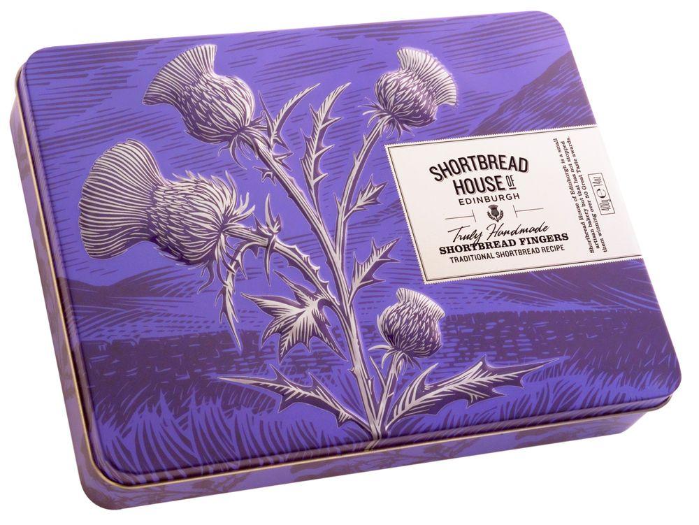Shortbread Fingers Tin - Original