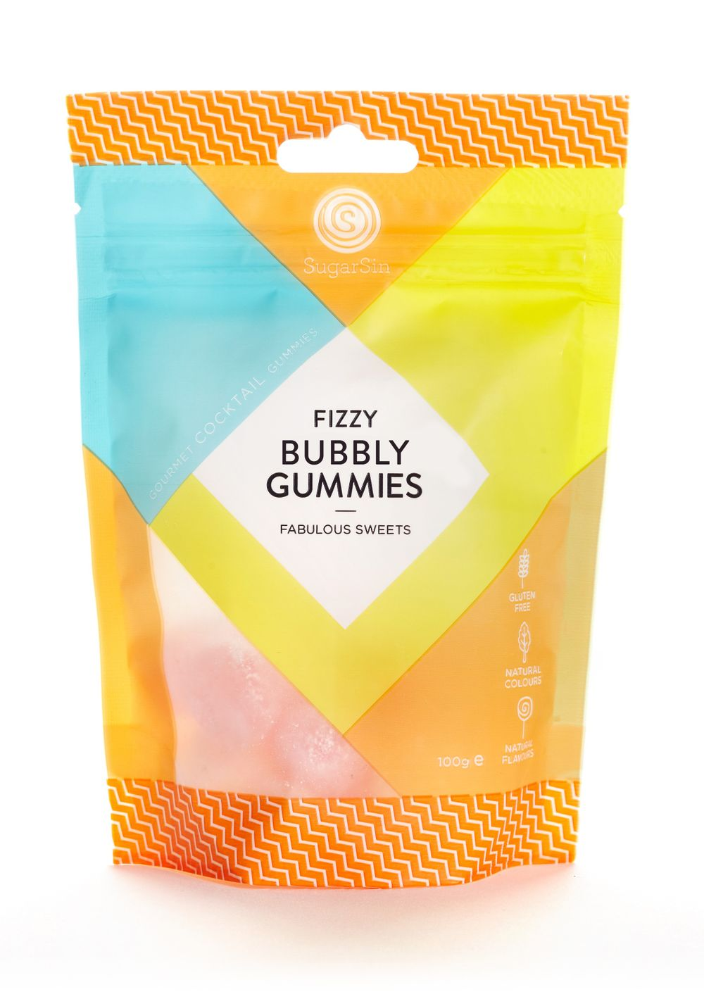 Fizzy Bubbly Gummies Pouch