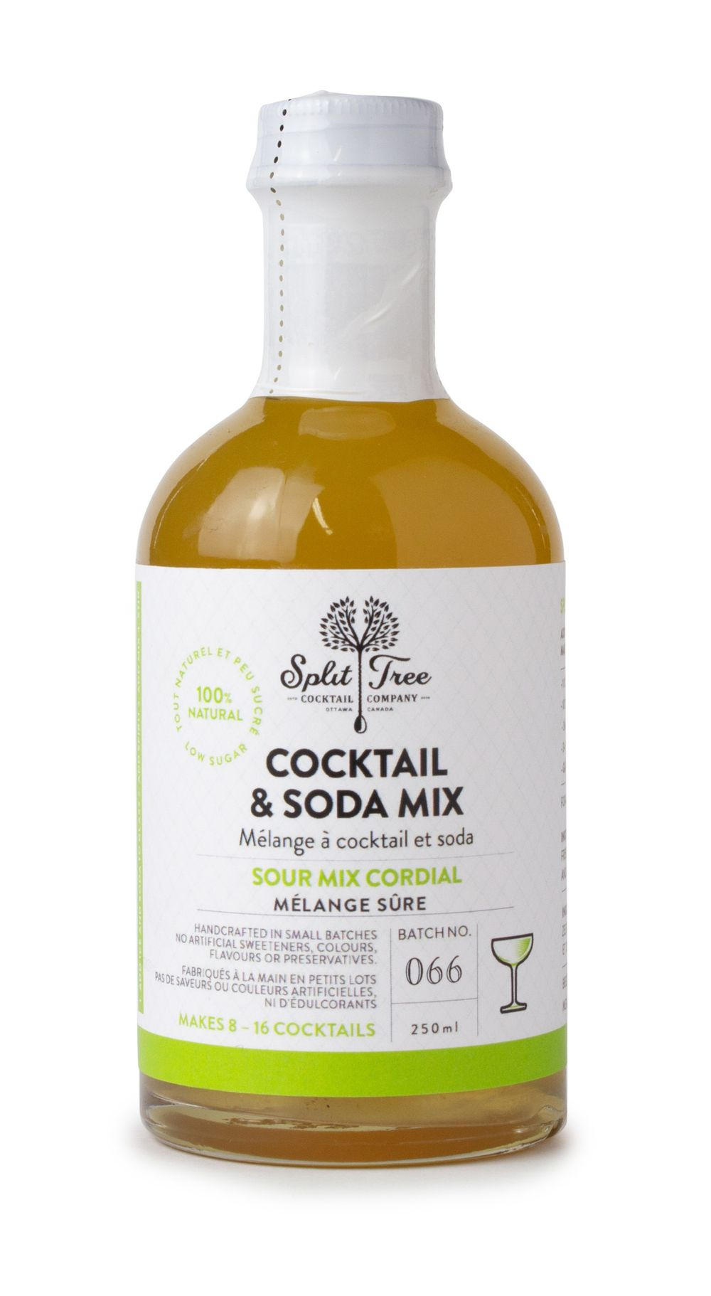 Sour Mix Syrup