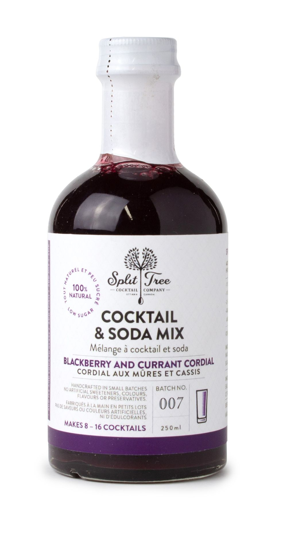 Black Berry & Currant Cordial