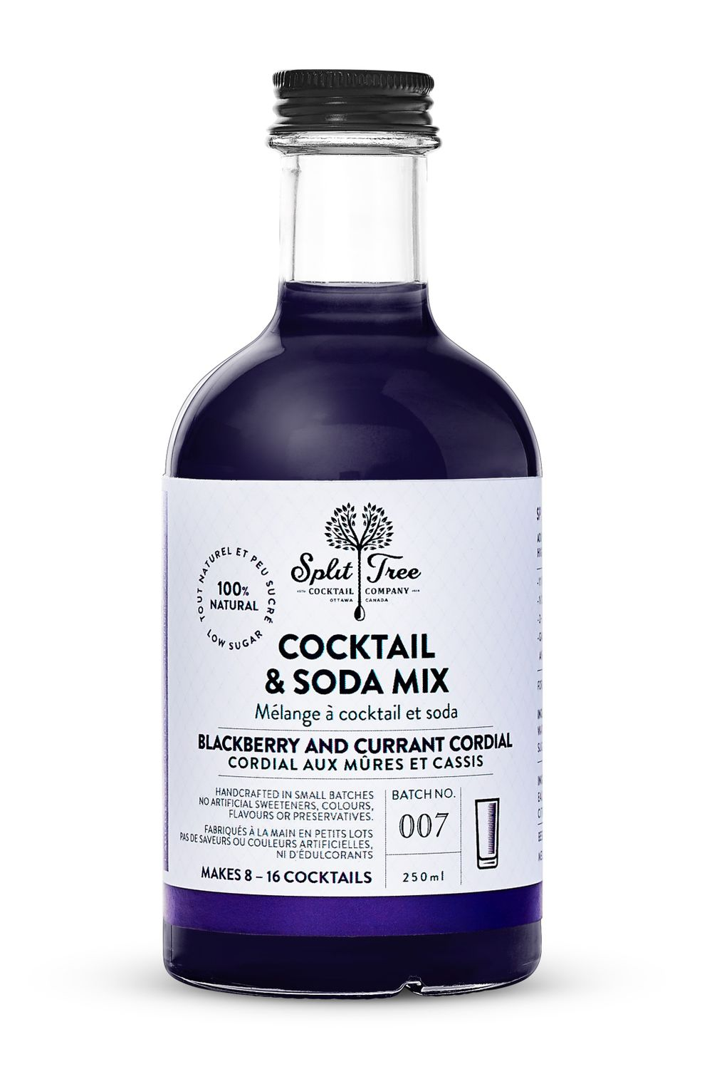 Blackberry & Currant Cordial