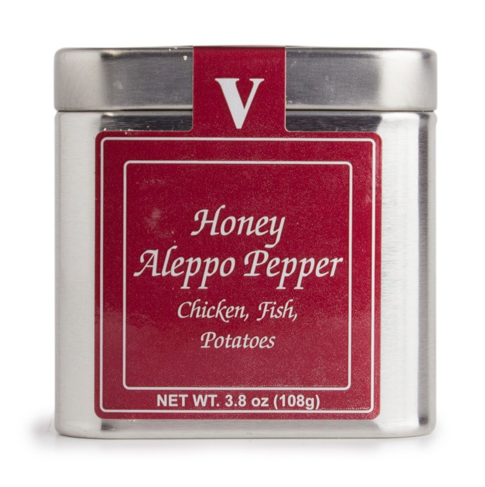 Honey Aleppo Pepper Seasoning