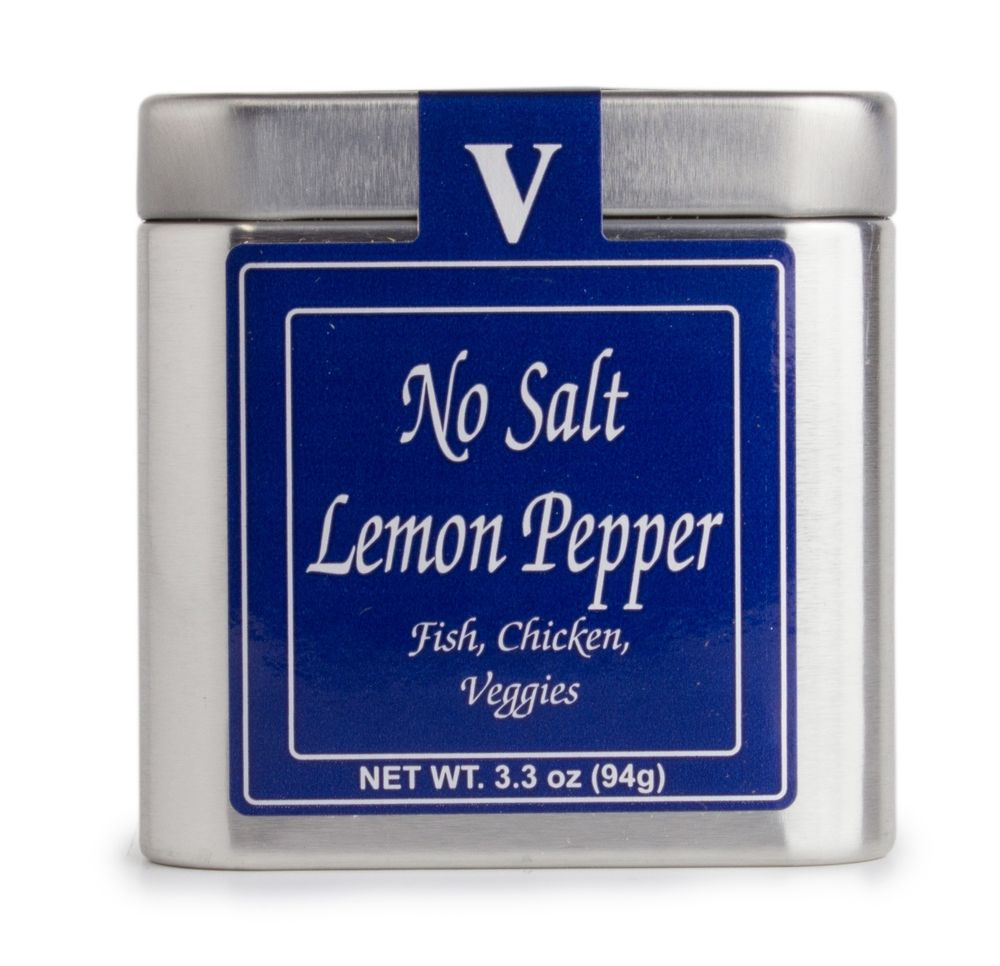 No Salt Lemon Pepper
