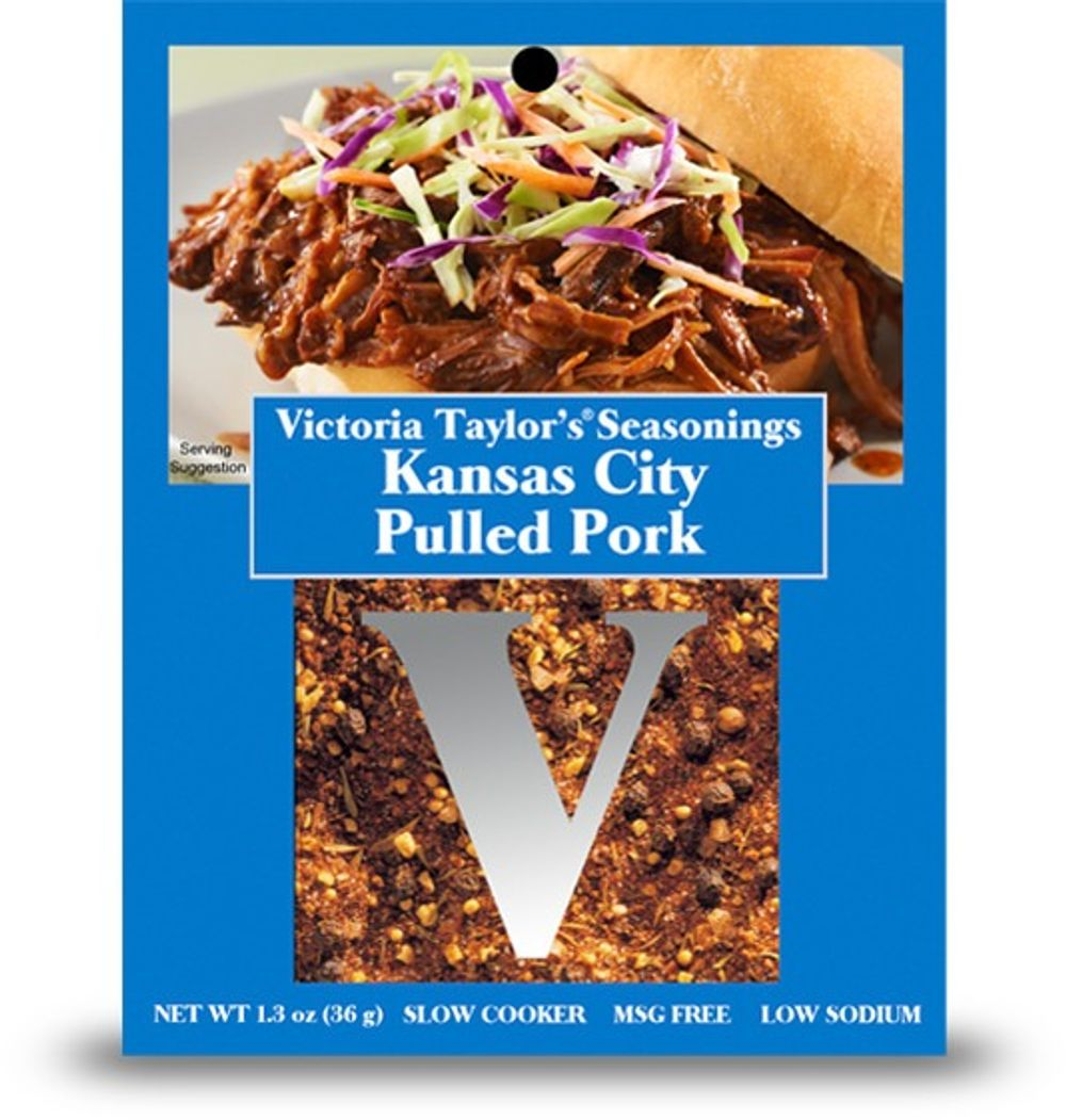 Kansas City Pulled Pork