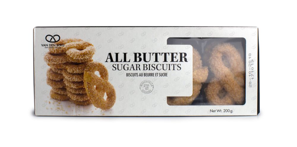 All Butter Sugar Biscuits