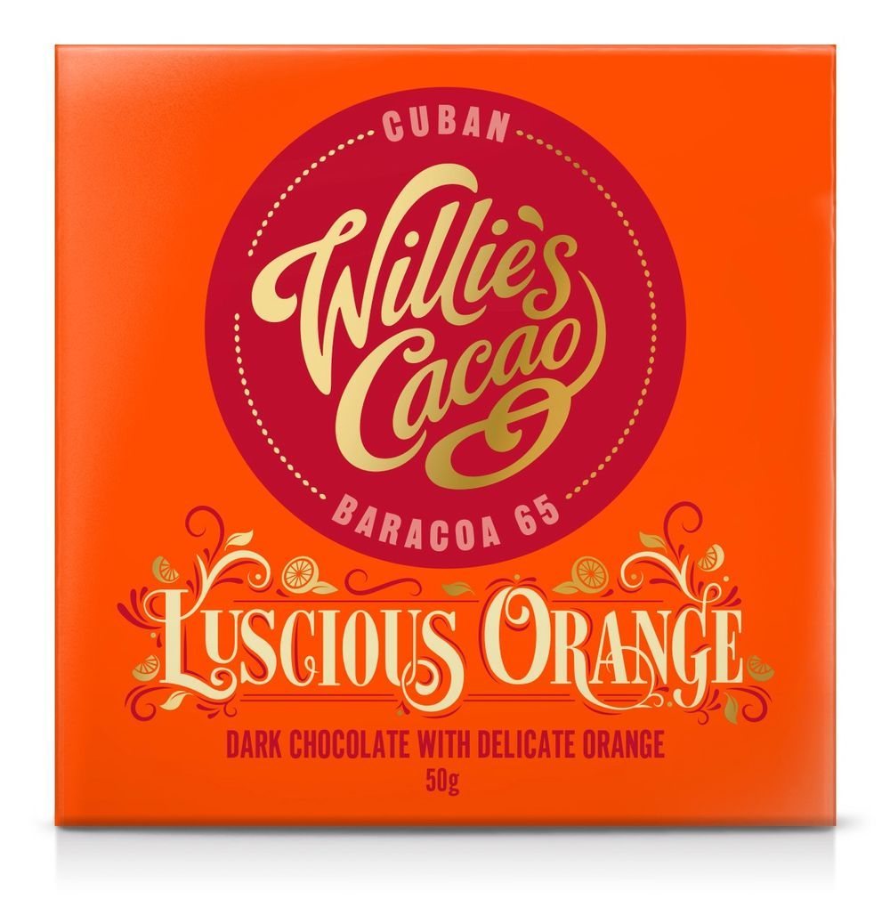 Luscious Orange Bar