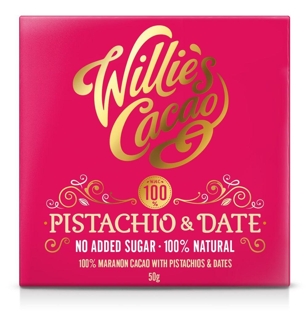 Pistaschio & Date 100% Bar