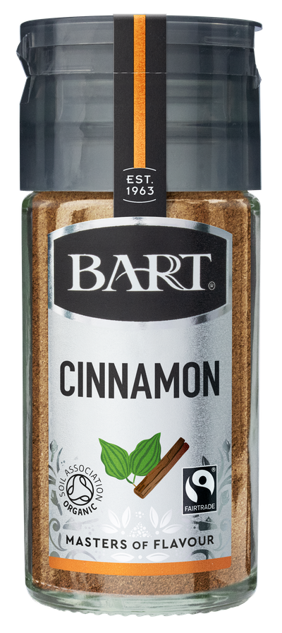 Cinnamon Ground (Fairtrade Organic)