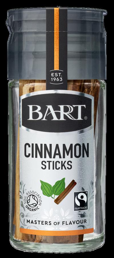 Cinnamon Sticks (Fairtrade Organic)